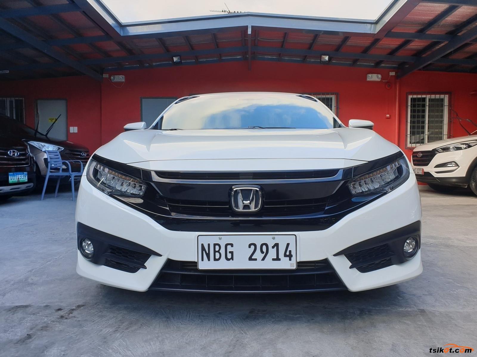 Honda Civic 2018 - 3