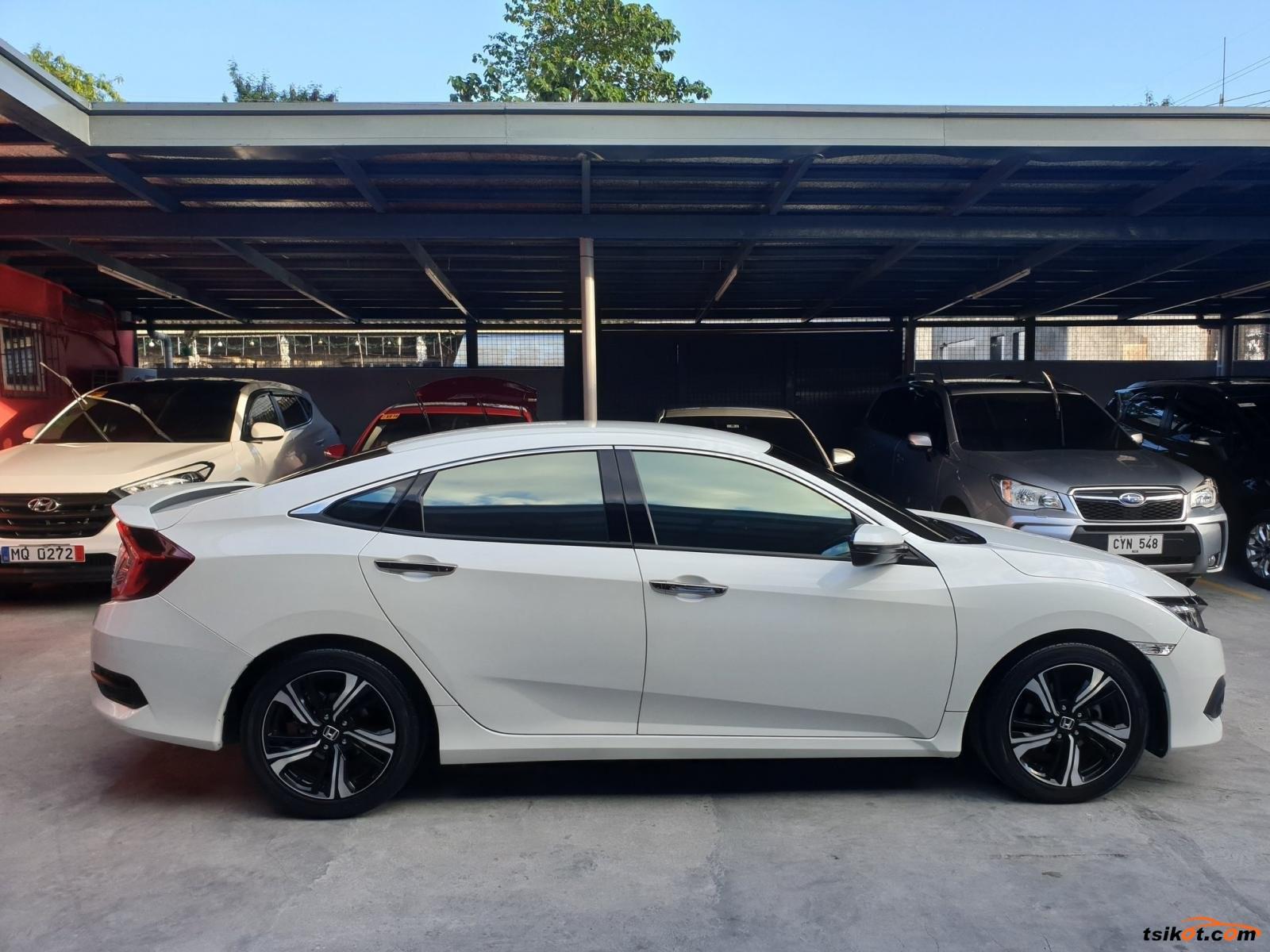 Honda Civic 2018 - 6