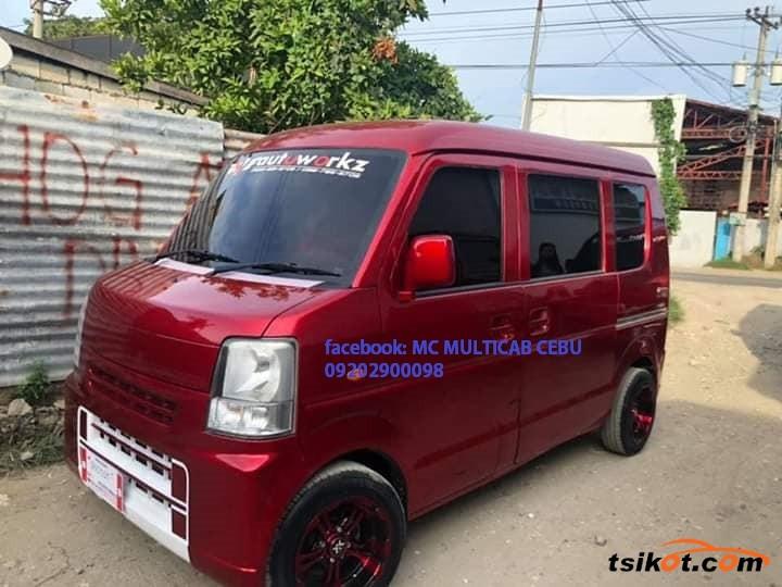 Suzuki Multi-Cab 2017 - 2
