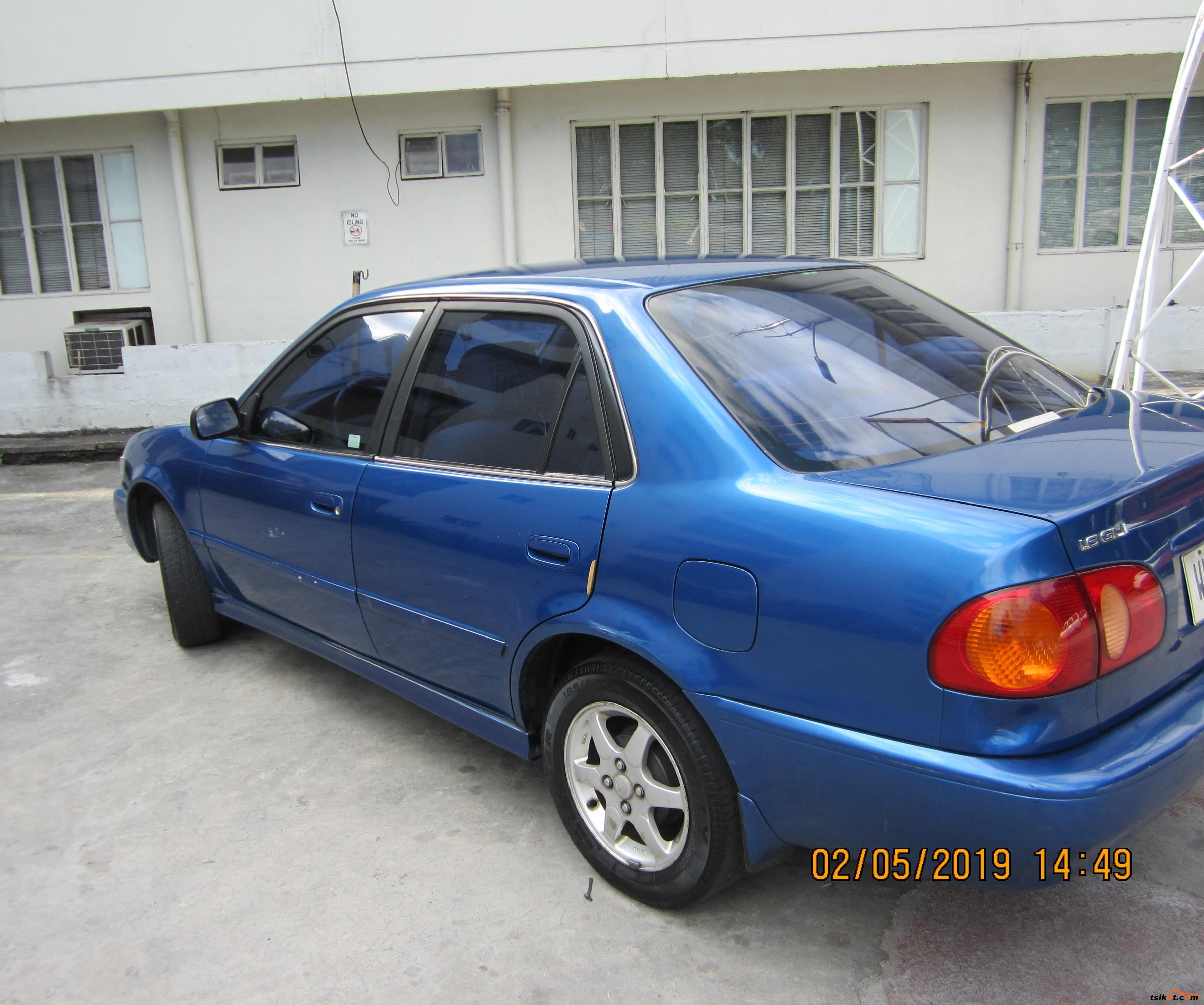 Toyota Corolla 2000 - 7