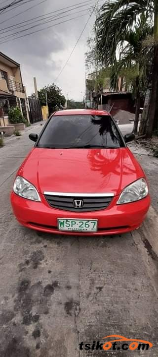 Honda Civic 2001 - 3