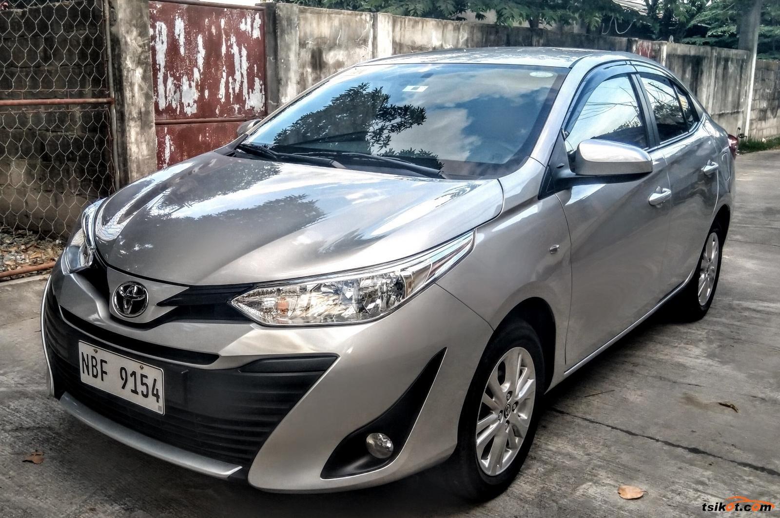 Toyota Vios 2018 - 5
