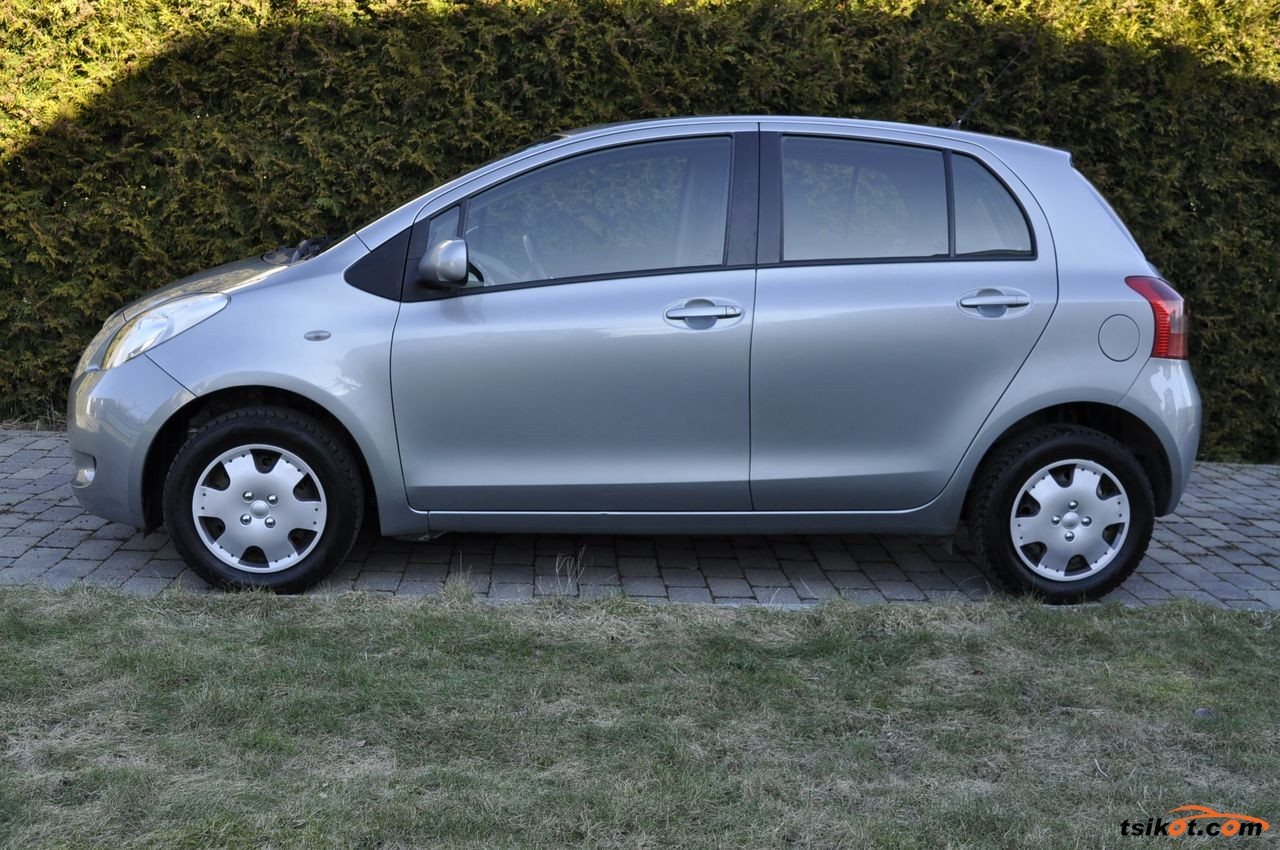 Toyota Yaris 2008 - 3