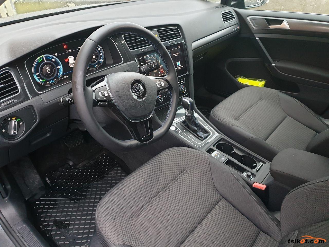 Volkswagen Golf 2016 - 2
