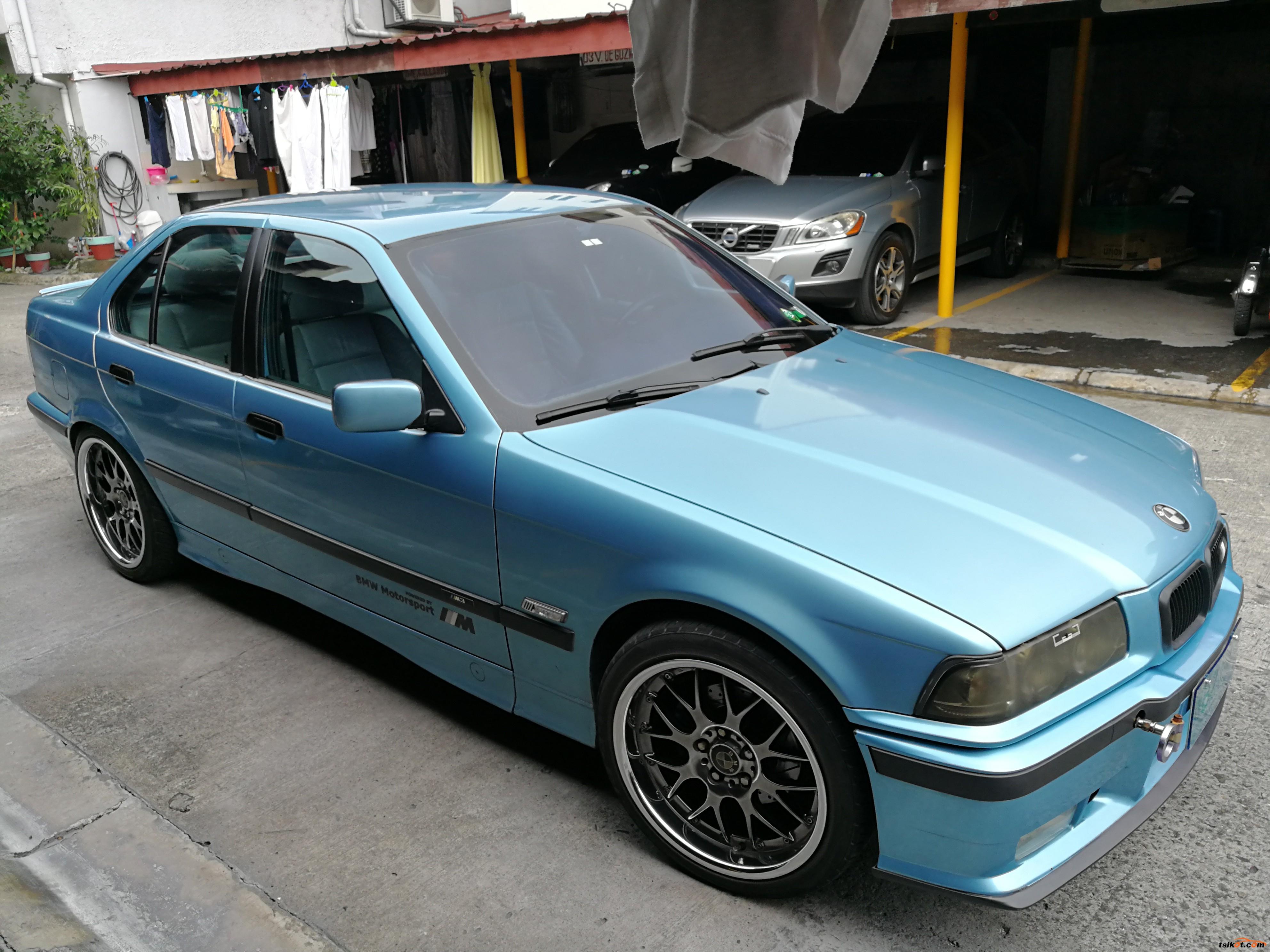 Bmw 320 1998 - 1