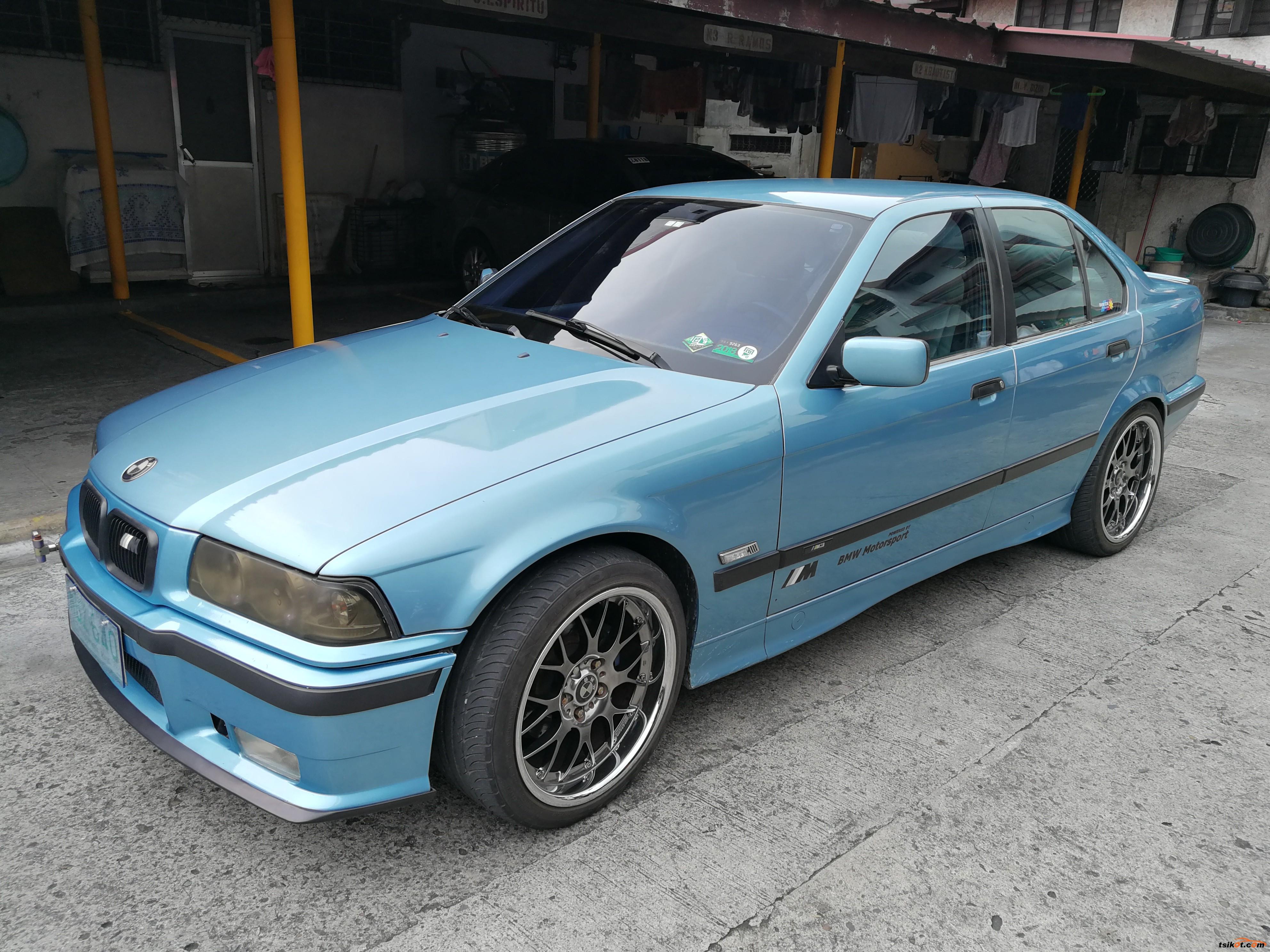 Bmw 320 1998 - 2