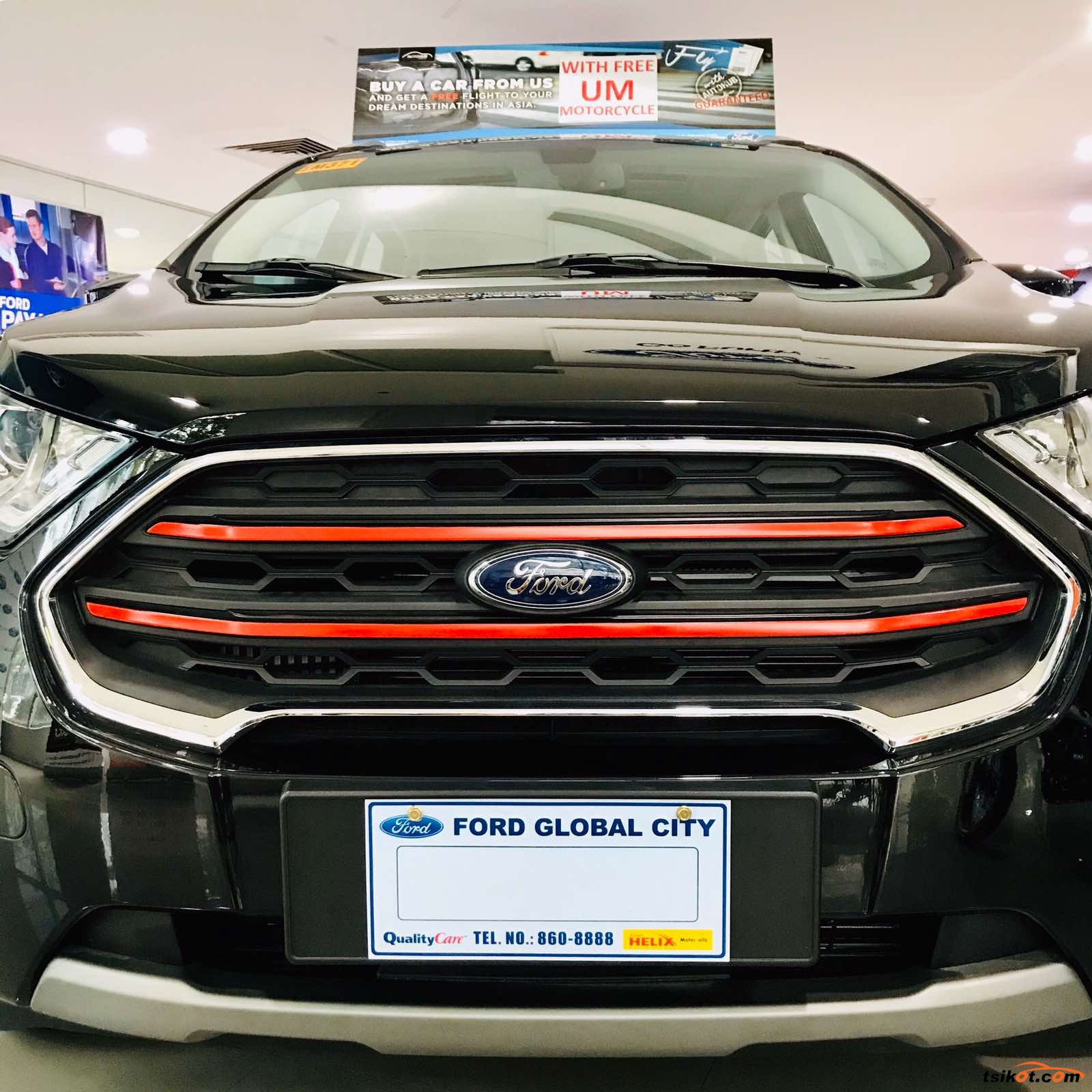 Ford Ecosport 2018 - 5