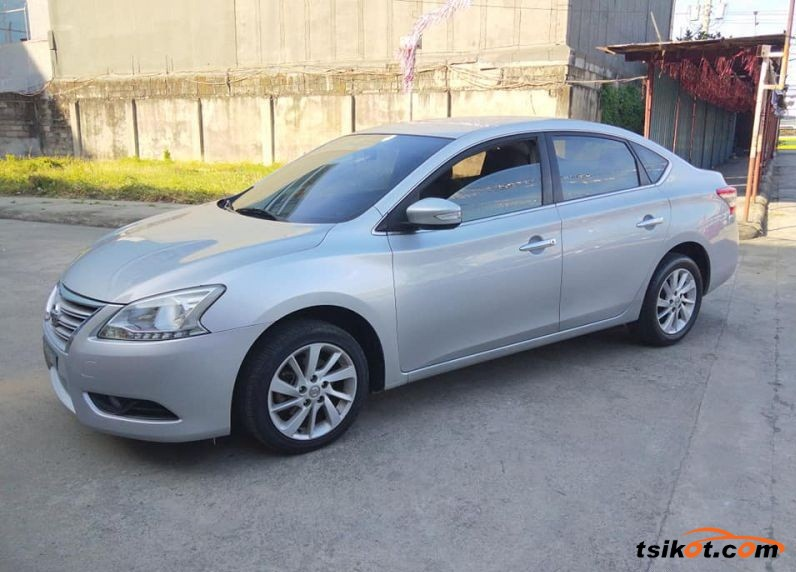 Nissan Sylphy 2015 - 1