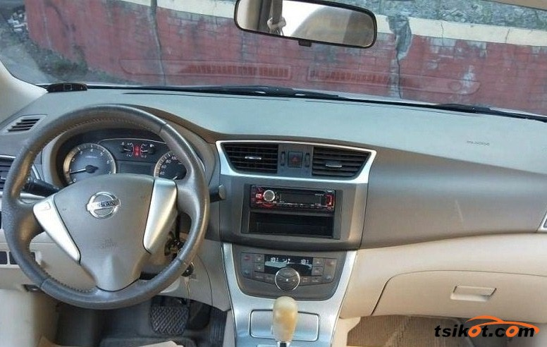 Nissan Sylphy 2015 - 3
