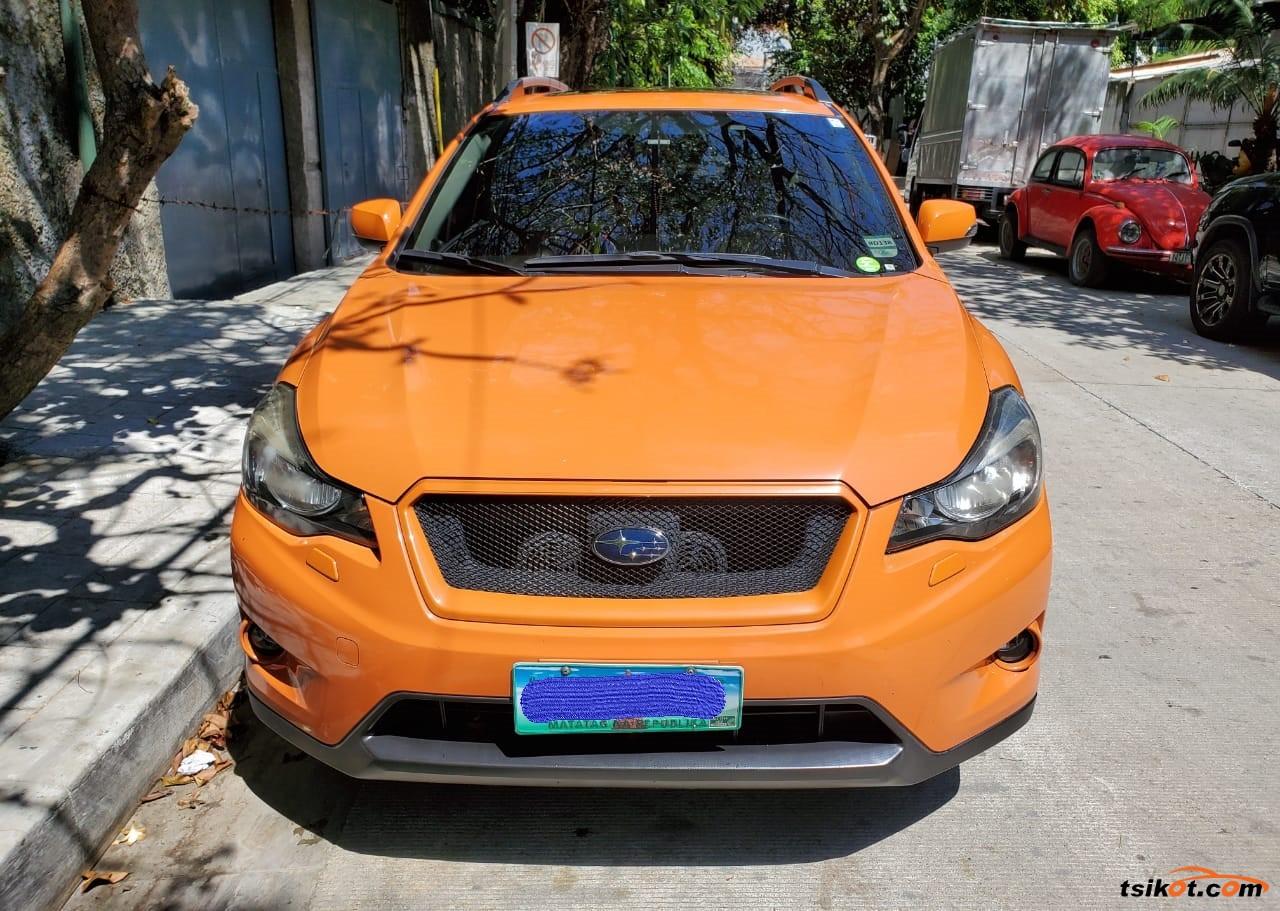 Subaru Xv 2012 - 1