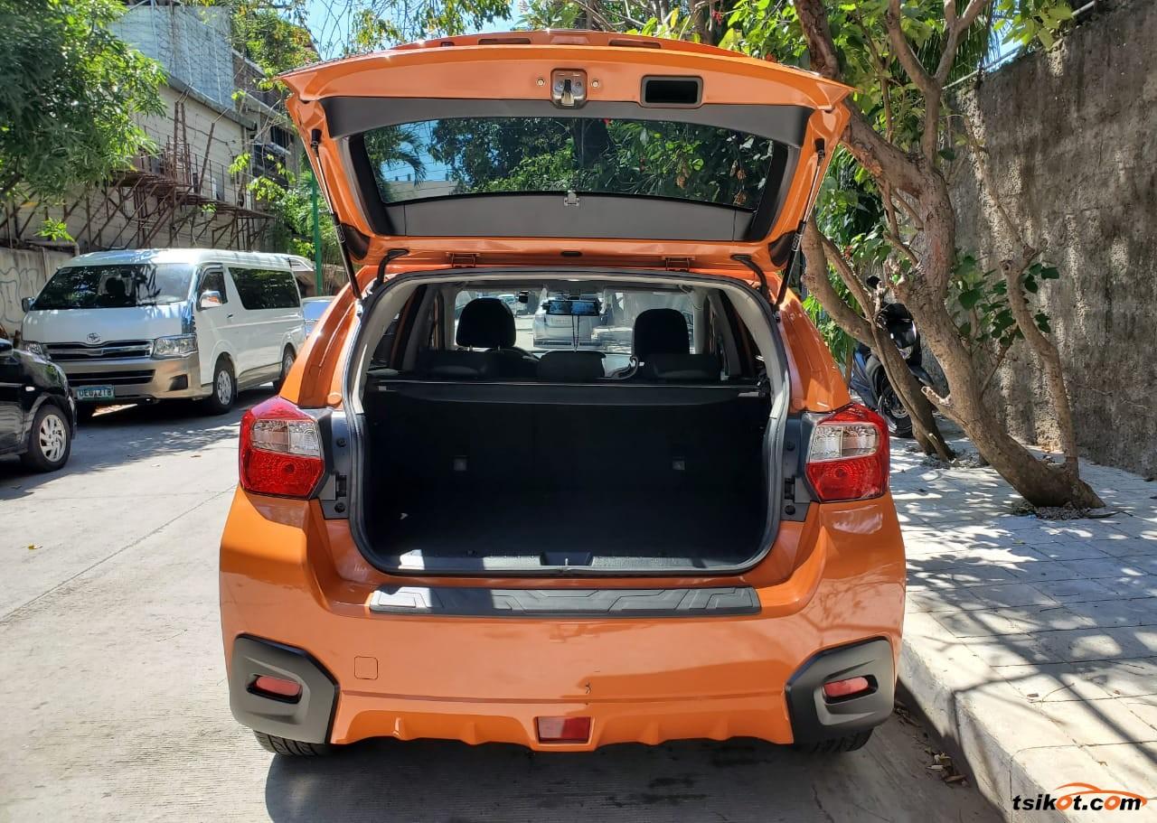 Subaru Xv 2012 - 5