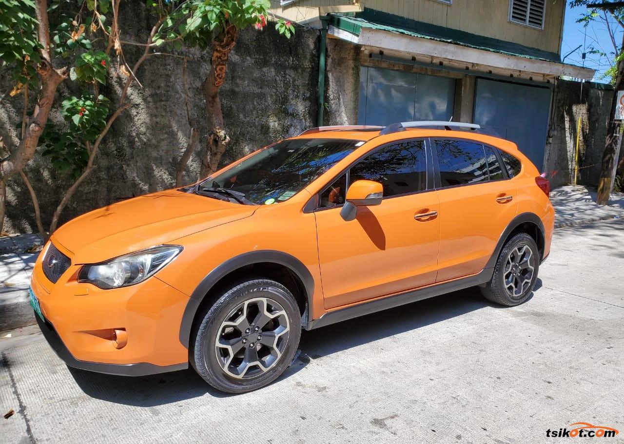 Subaru Xv 2012 - 7