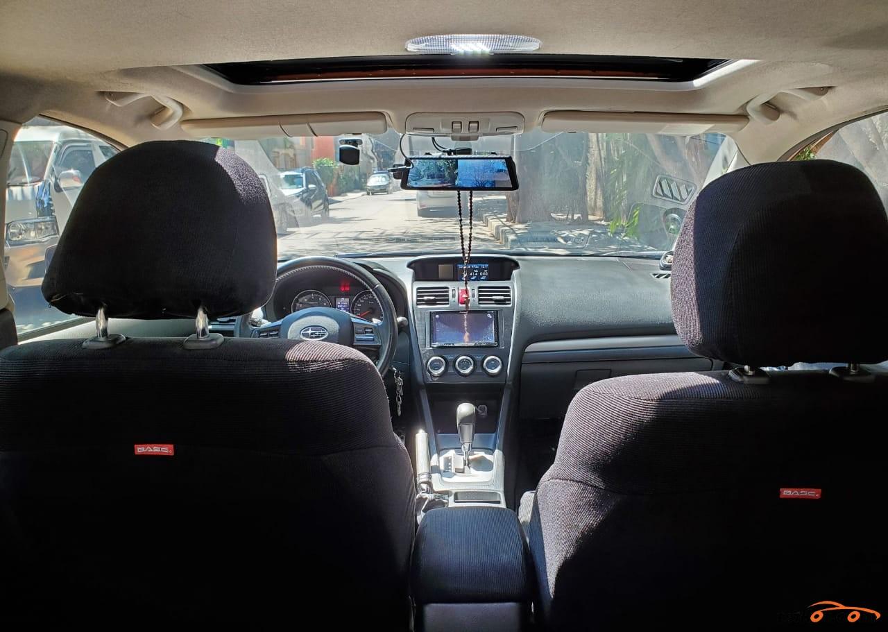 Subaru Xv 2012 - 8
