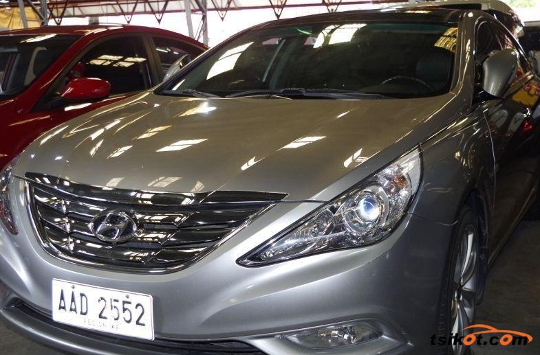 Hyundai Sonata 2014 - 1