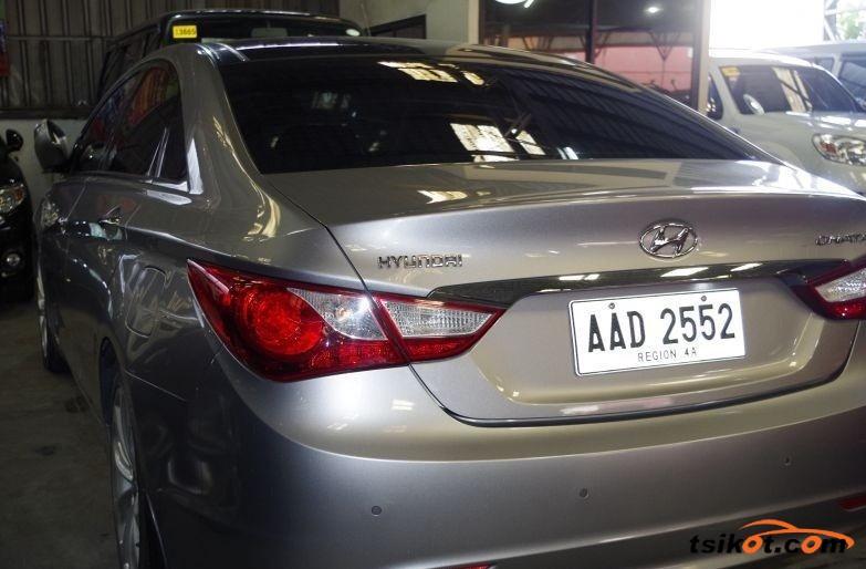 Hyundai Sonata 2014 - 2