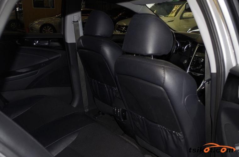 Hyundai Sonata 2014 - 4