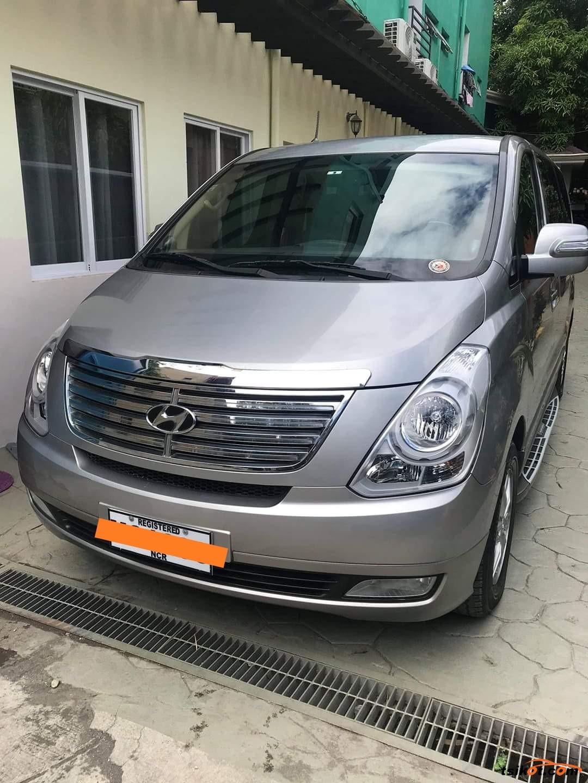 Hyundai Starex 2016 - 4