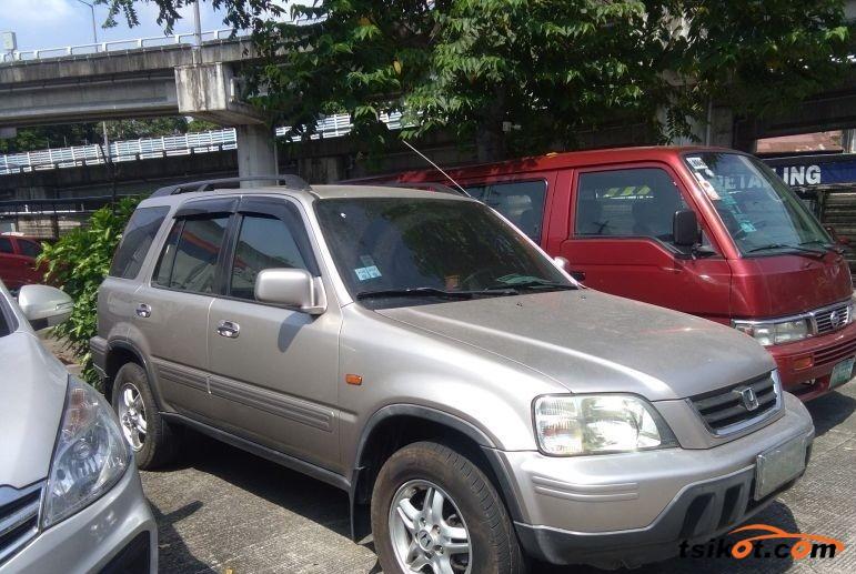 Honda Cr-V 2001 - 4