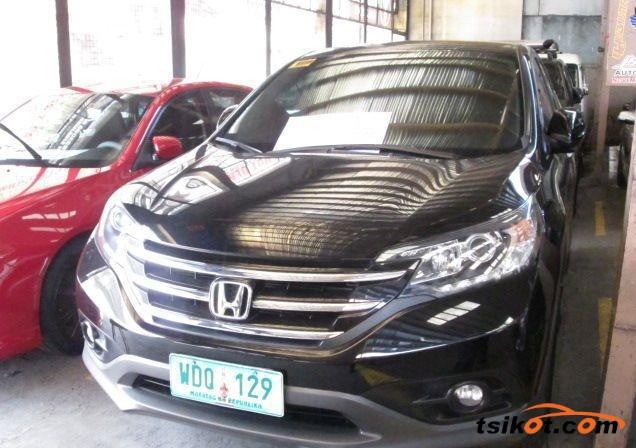 Honda Cr-V 2013 - 1