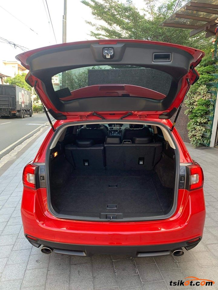 Subaru Levorg 2016 - 2