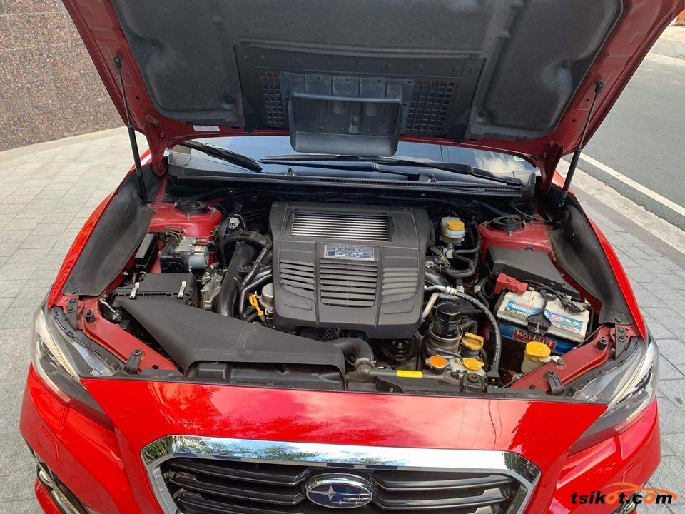 Subaru Levorg 2016 - 4