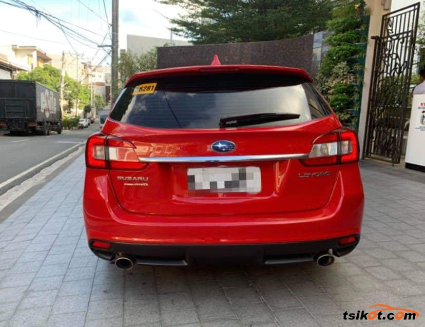Subaru Levorg 2016 - 5