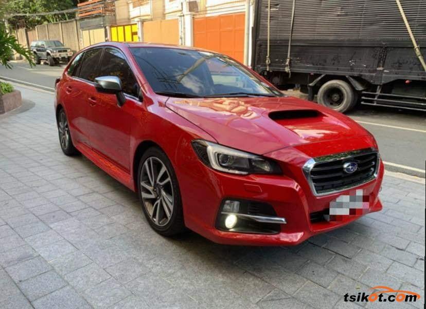 Subaru Levorg 2016 - 6