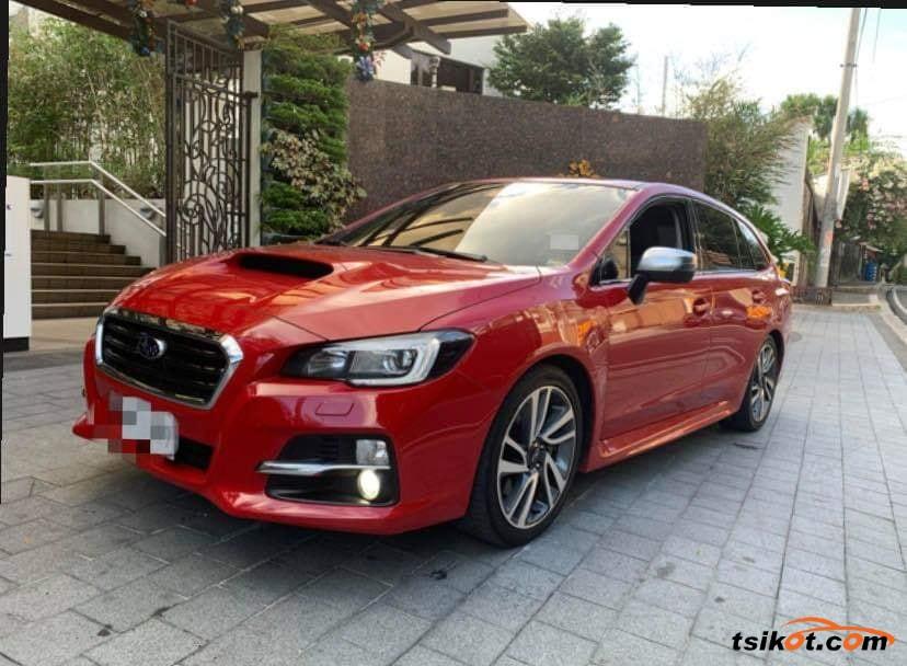 Subaru Levorg 2016 - 7