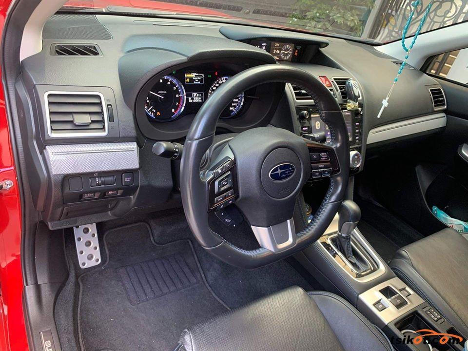 Subaru Levorg 2016 - 9
