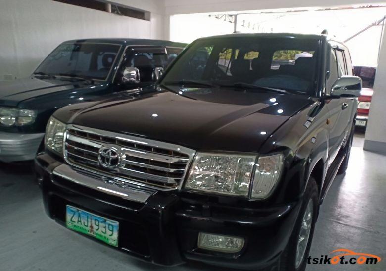 Toyota Land Cruiser 1998 - 1