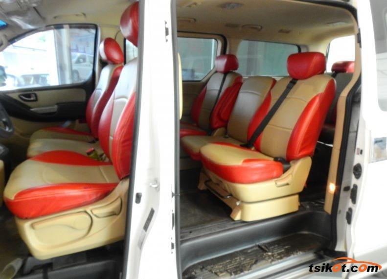 Hyundai Starex 2014 - 5