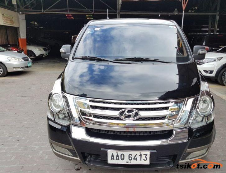 Hyundai Starex 2014 - 1