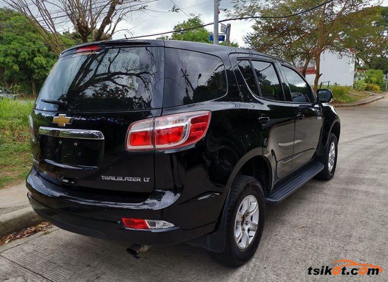 Chevrolet Trailblazer 2017 - 2