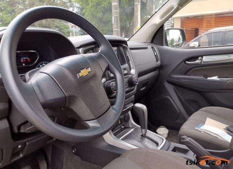Chevrolet Trailblazer 2017 - 3