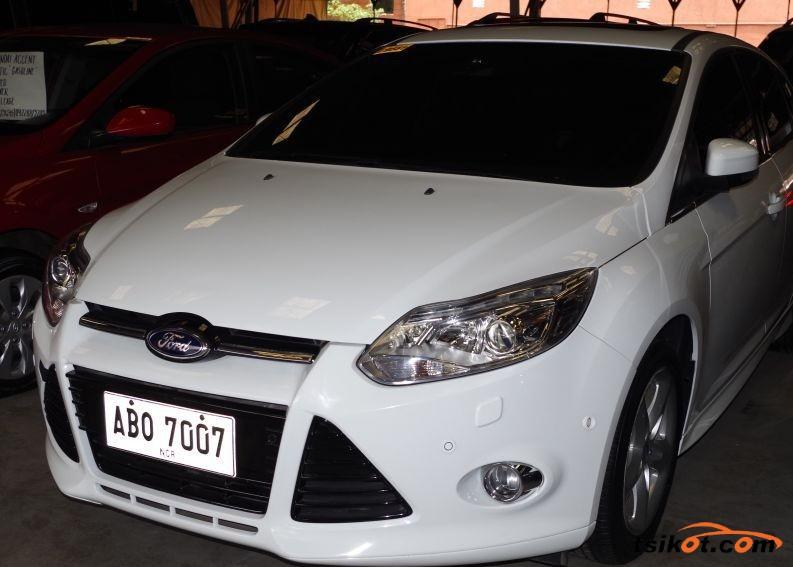 Ford Focus 2015 - 1