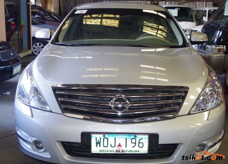 Nissan Teana 2013 - 1
