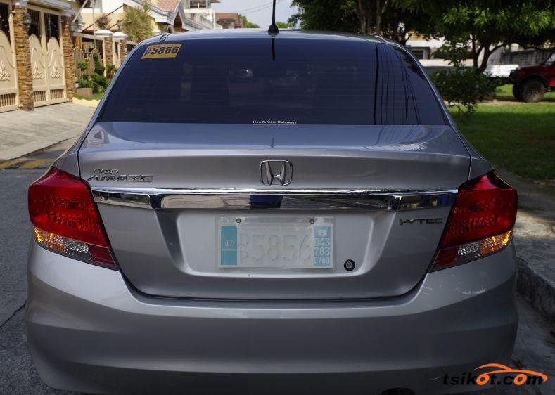 Honda Brio 2015 - 2