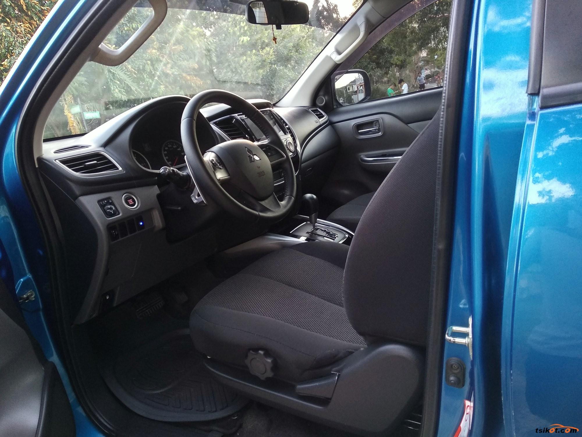 Mitsubishi Strada 2015 - 7