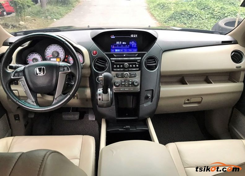 Honda Pilot 2012 - 3