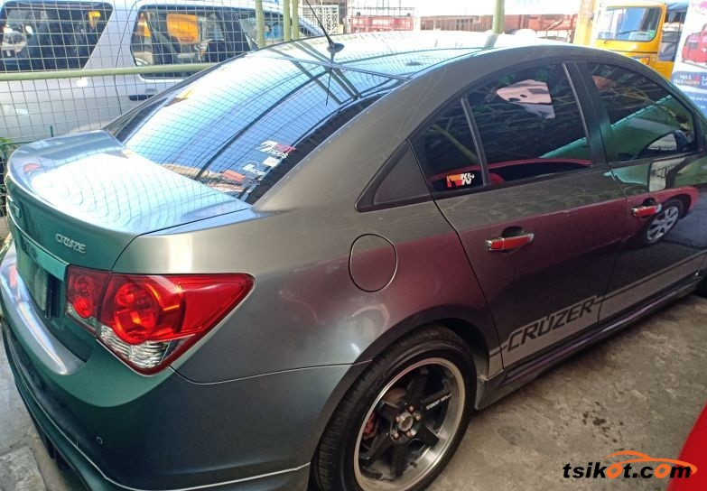 Chevrolet Cruze 2012 - 5