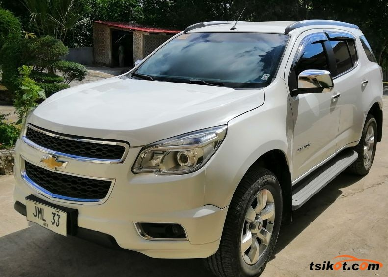 Chevrolet Trailblazer 2013 - 1