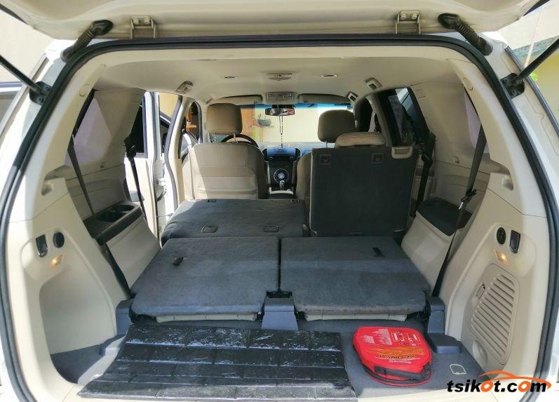 Chevrolet Trailblazer 2013 - 3