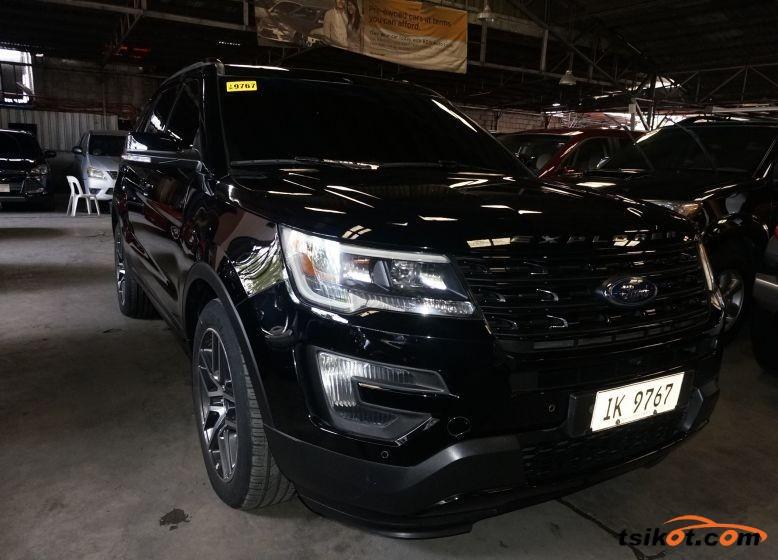 Ford Explorer 2016 - 1
