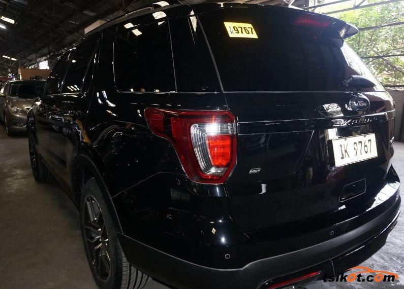 Ford Explorer 2016 - 2