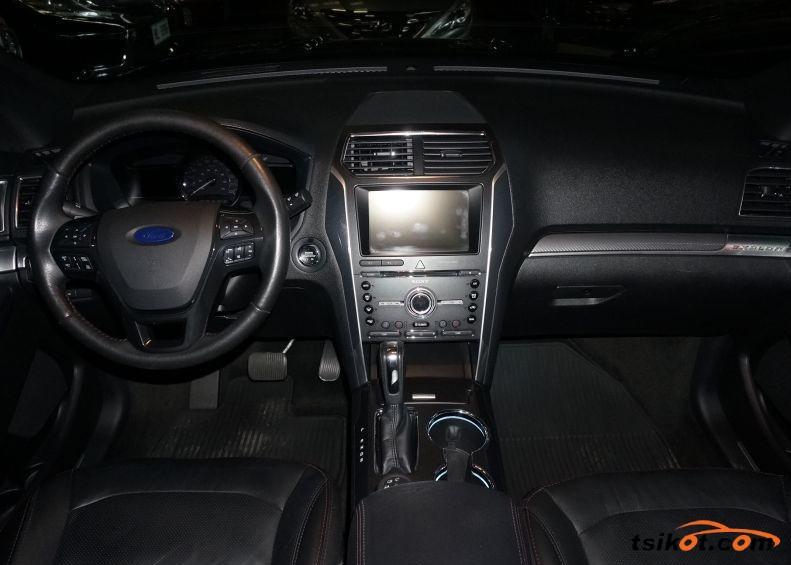 Ford Explorer 2016 - 5
