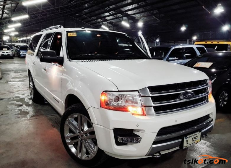 Ford Expedition 2016 - 1