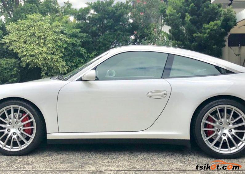 Porsche Carrera Gt 2007 - 3