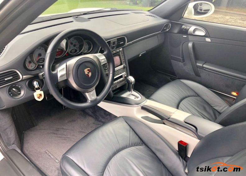Porsche Carrera Gt 2007 - 5
