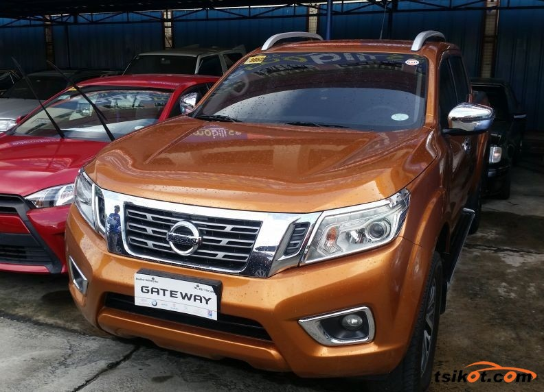 Nissan Navara 2015 - 1
