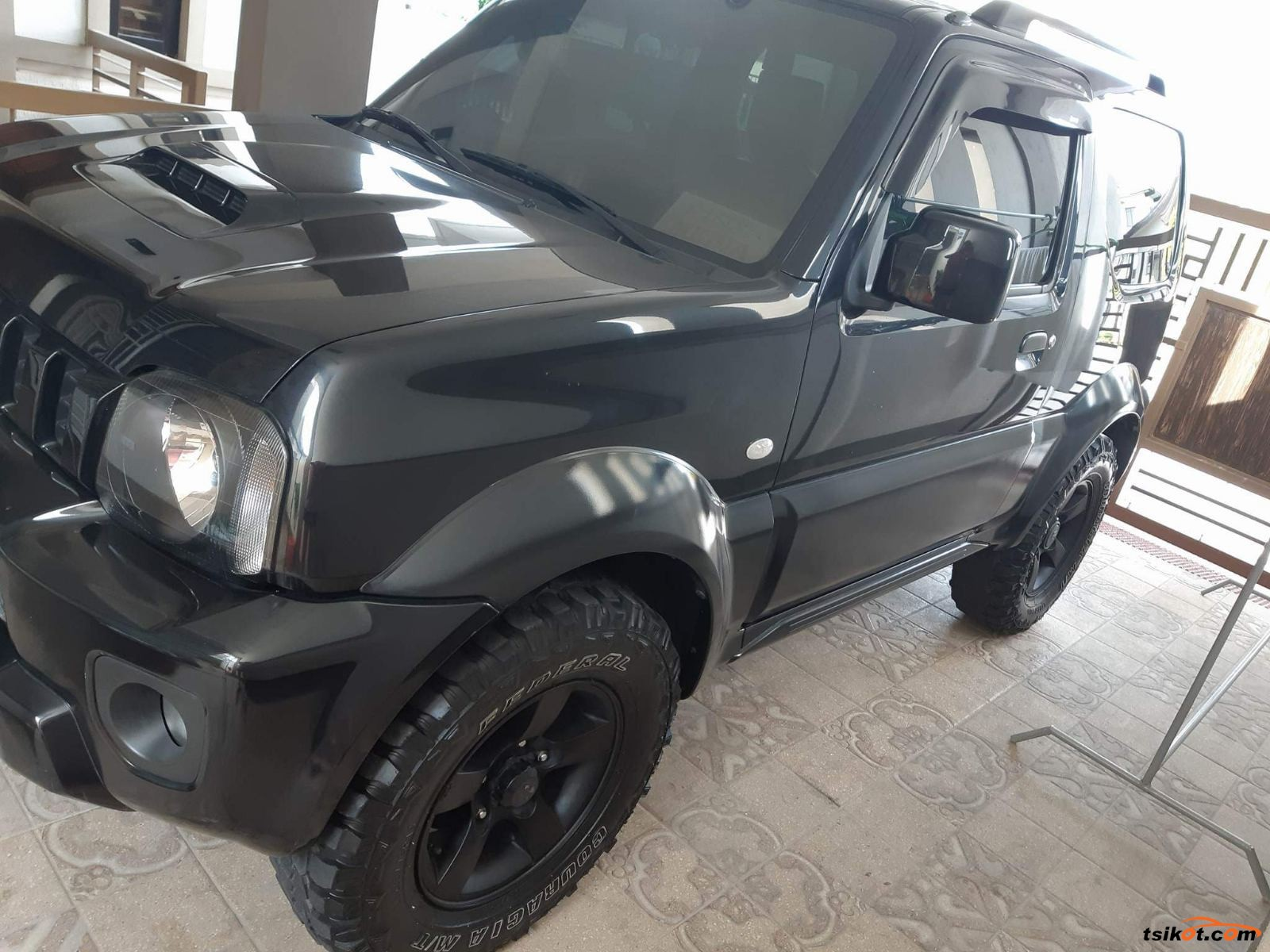 Suzuki Jimny 2013 - 2